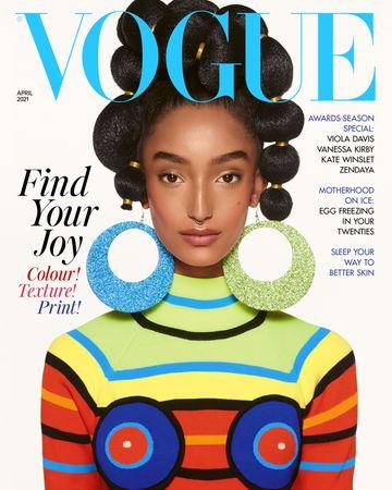 Marcos Villafruela en British Vogue